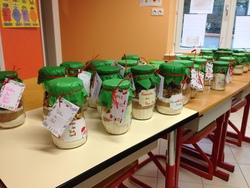 Marché de Noël : les pots SOS cookies