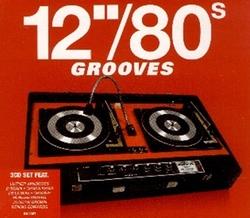 """V.A. - 12"""" 80's Grooves - Complete CD"""