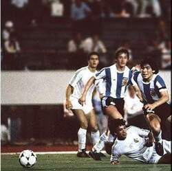 Mondial junior Argentine-EN 5-0