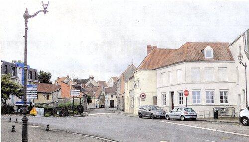 Promenade dans la commune, au temps où elle avait son « Pont d'Avignon »