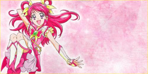 Thème 1 : Mahou No Sekai [Render = Cure Dream]