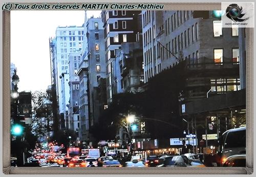 "Au coeur de Manhattan "" documentaire """