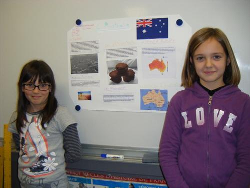 Exposé sur l'Australie