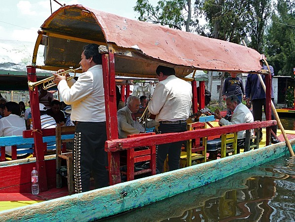 Mexico Xochimilco Aïe Aïe Aïe (2)