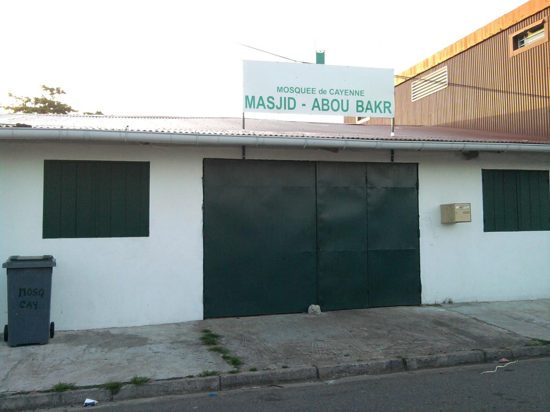 Meuble Salle De Bain Action ~ la mosqu e de cayenne masjid abou bakr madrassa dans la mosqu e