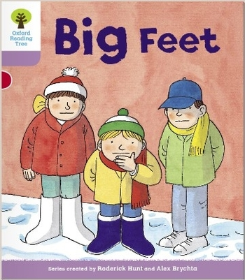 big feet cover