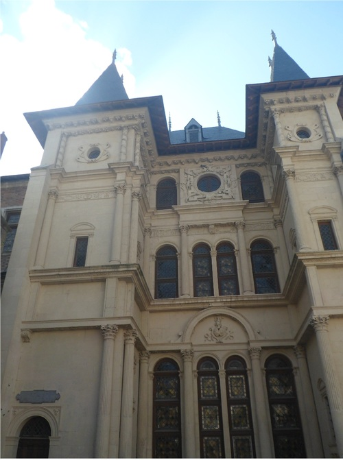 ORLEANS - Eglise Ste-Euverte & Hôtel Cabu