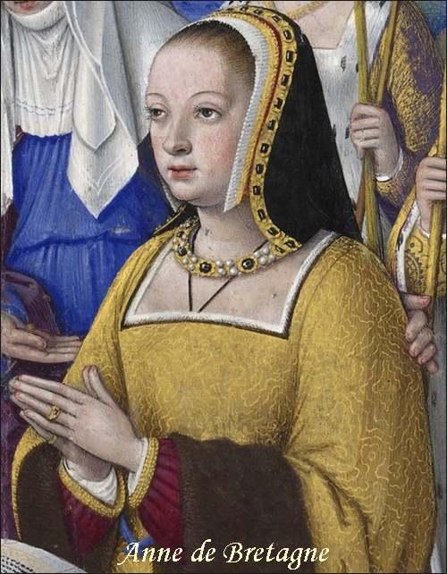 L'almanach du tour de France : L'hermine d'Anne de Bretagne