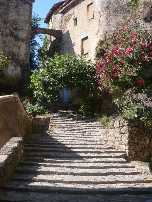 vacances 2007 - chez Pierre dans le var près de Toulon