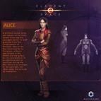 NEWS : Element Space nous présente Alice-*
