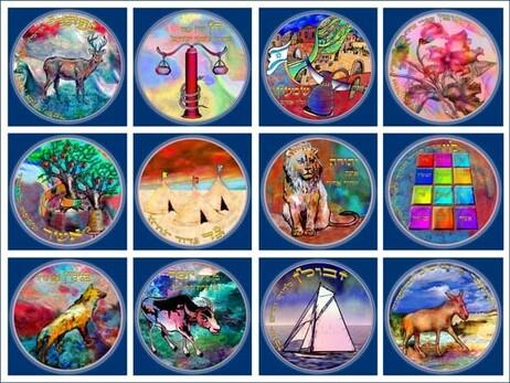 Rassemblement des 12 tribus d'Israël (1ère partie)   Blog Tehila