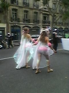 A Paris, mois de juillet...