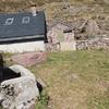 Pause près de la source des cabanes Caillabère (1755 m)