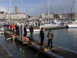 Initiation à la godille dans le Port de La Rochelle