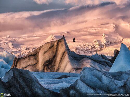 10. Jökulsárlón, Islande
