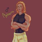 [Drawing] Genderbend again