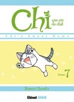 Konami Kanata - Chi, une vie de chat - tome 7
