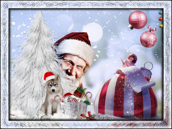 Défis  de Boet pour Noël
