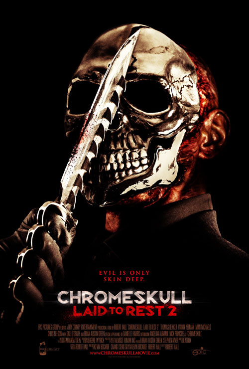 Chromeskull : Laid to Rest 2 (2014) [BDRIP FRENCH] [⊗ -12 ans]