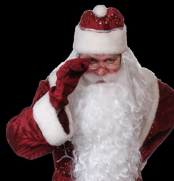 Tubes pères Noël 8