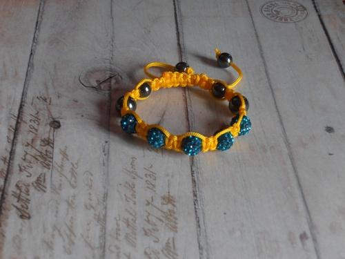 Bracelet couleur !
