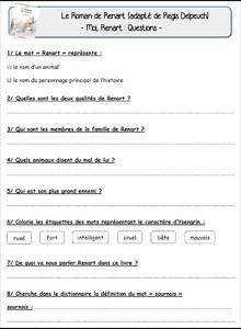 image questionnaire Renart