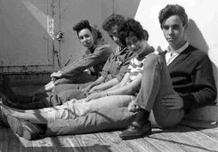 Juillet 1962 , les enfants de la patrie dont ils ont souffert de cet  accueil ...