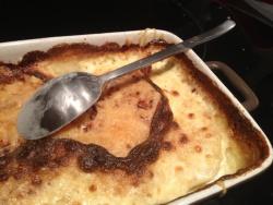 Gâteau de pomme de terre au coeur d'ARRAS