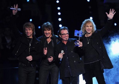 Bon Jovi adored by new generation of young fans