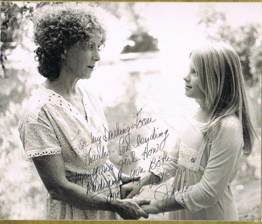 Julie et la fille de Joan