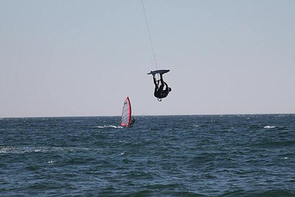 kitesurf à guidel-plage4