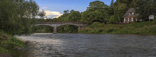 Le pont de Comblain la tour