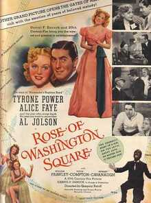 BOX OFFICE USA ANNUEL 1939 TOP 11 A 20