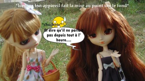 Photostory: Le pique-nique