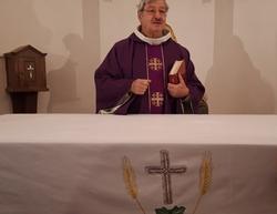 Celebration à la Chapelle N.Dame de Pitié à Veynes