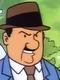 barnabe Aventures de Tintin serie