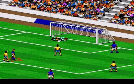 Fifa International Soccer ss