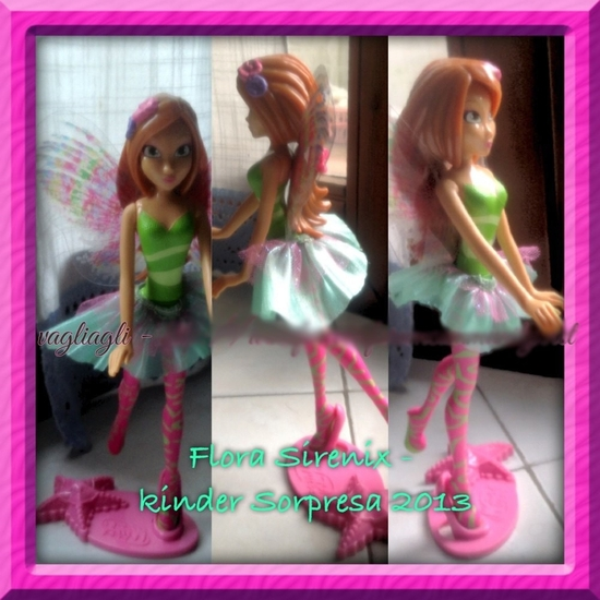 Figurine Flora Sirenix