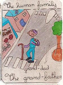 Human Family - Grand Dad - Ada