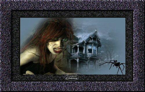 Créa  hallowen