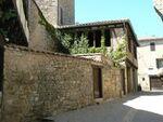 La forteresse de Puycelsi (Tarn)