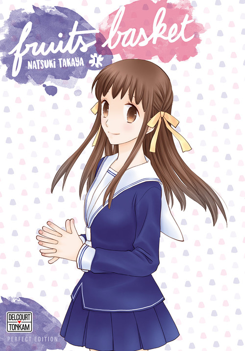 Fruits basket perfect edition - Tome 01 - Natsuki Takaya