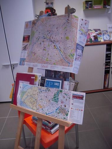 Recherches et CDI de St Stanislas