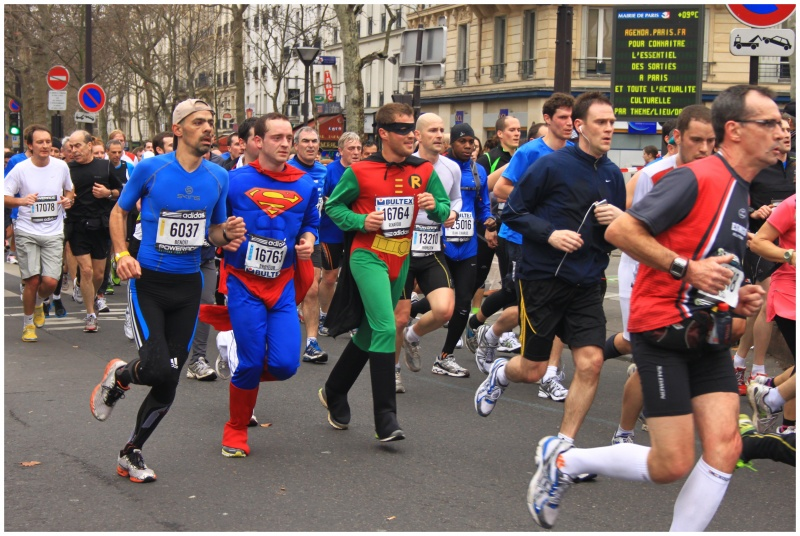 Semi Marathon de Paris