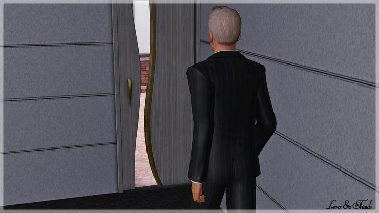 Chapitre 5 : Au pied du mur.