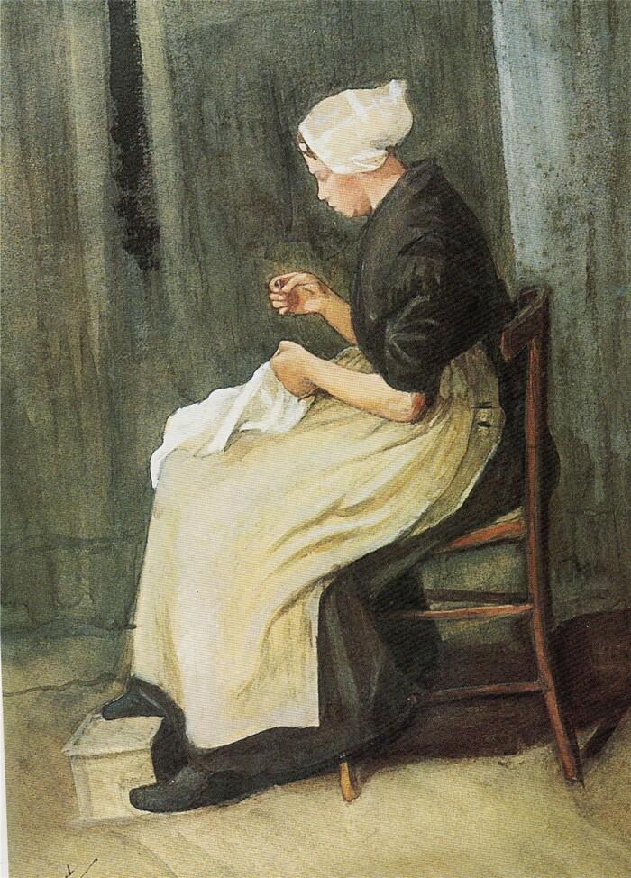 V Gogh /   1870-81 : le temps des instabilités