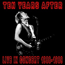 TEN YEARS AFTER - Live In Concert 88-89
