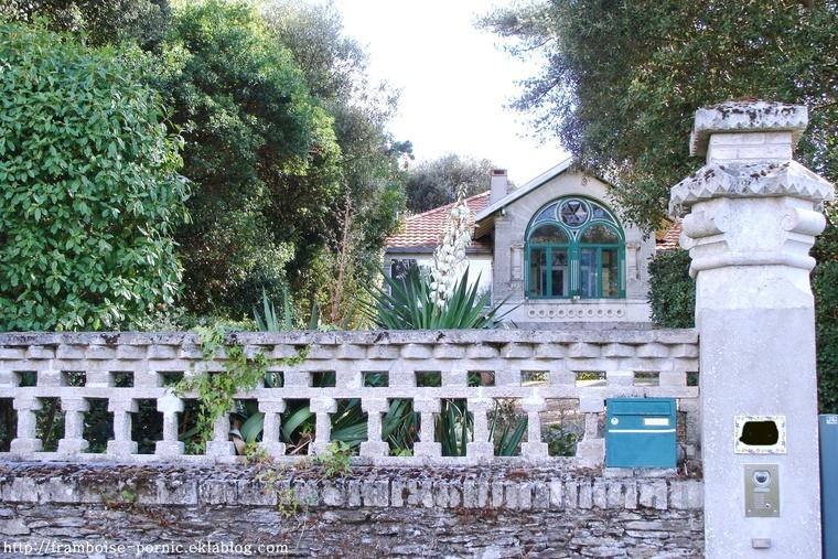 Villa Les Bruyères à Pornic