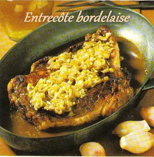 entrecote bordelaise