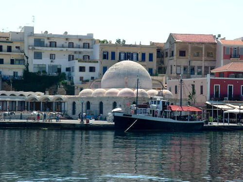 Rethymnon en Crète (photos)